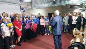 Коркинские общественники участвуют в слете Народных университетов в Сочи