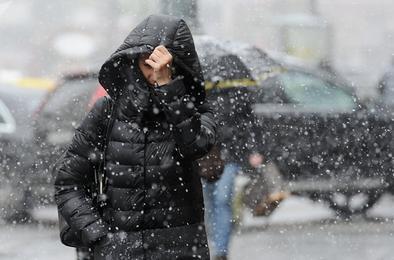 МЧС предупреждает: на Южный Урал идут снег и метели