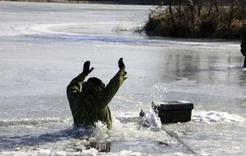 Управление гражданской защиты напоминает коркинцам: выход на тонкий лёд опасен!