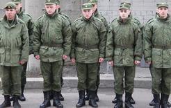 Большинство коркинских призывников уже отправились в войска