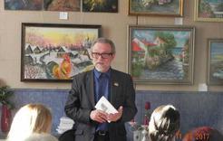 Сегодня состоится презентация новой книги коркинского поэта