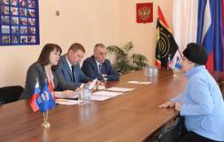 В Коркинском районе стартовала неделя личных приёмов граждан
