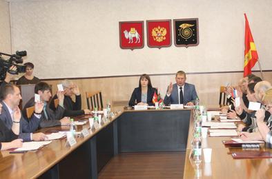 В администрации Коркинского района меняется структура