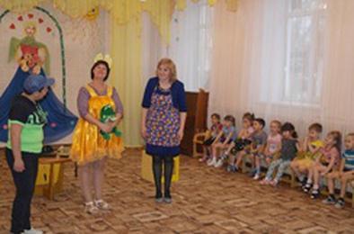 С дошкольниками Розы поговорили о правах и обязанностях