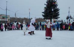 В Коркинском районе началась подготовка к новогодним праздникам