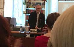 В Коркино презентовали новую книгу Вячеслава Тюнькина