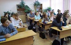 Школьники Коркино учились писать стихи