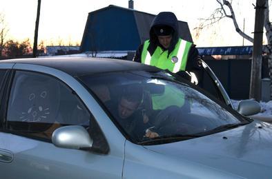 Коркинцы продолжают нарушать правила дорожного движения