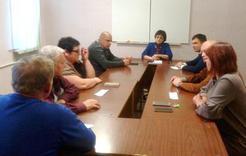 Коркинцы приняли участие в заседании Общественной палаты Челябинской области