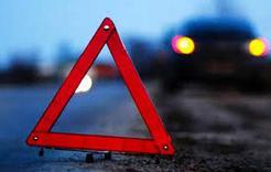 Жительница Коркино сбила пешехода на трассе
