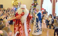 Коркинцев ждут новогодние и рождественские праздники