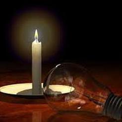 В микрорайоне Коркино третий день отключается электроснабжение