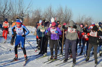 Жителей и гостей Коркинского района приглашают на лыжные гонки