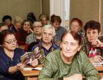 В обществе «Знание» коркинцам рассказали о социальных выплатах