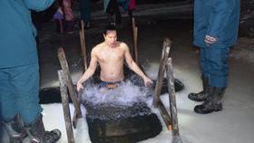 Сегодня православные христиане отмечают Крещение господне