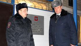 Коркинскую полицию проверил начальник главка