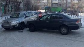 Кто наехал в Первомайском на чужой автомобиль?