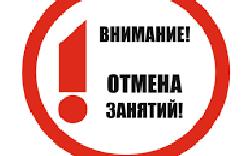 В Коркино из-за мороза отменены занятия для начальных классов
