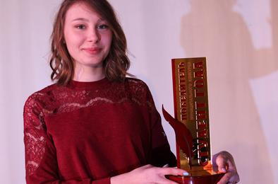 В Коркино выбрали студента года