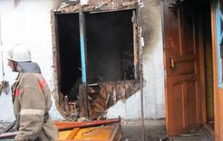 За сутки в Коркинском районе произошли два пожара