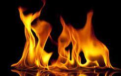В Первомайском возникло возгорание в пустующем магазине