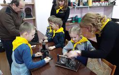 В Коркинском районе технарей воспитывают с детства