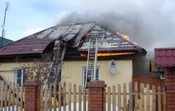 В прошлом году в Коркинском районе на пожарах погибли пять человек