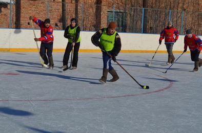 В Коркино пройдет турнир по хоккею на валенках
