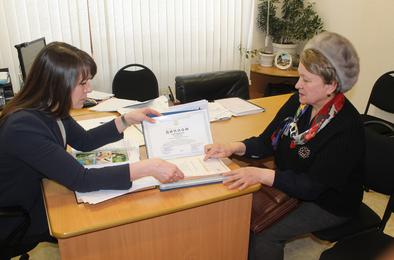 Глава Коркинского района провела прием граждан по личным вопросам