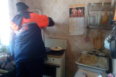 Администрация Коркинского поселения проводит проверку пустующих квартир