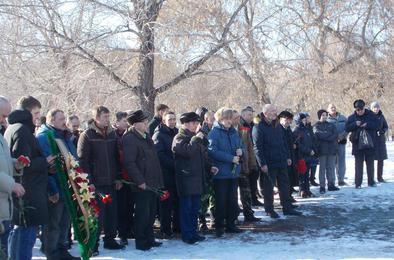 В Коркино состоится митинг в память о воинах-интернационалистах