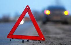 На трассе вблизи Коркино не разминулись два грузовика
