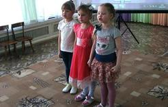 Дошкольники Коркино читали стихи Агнии Барто