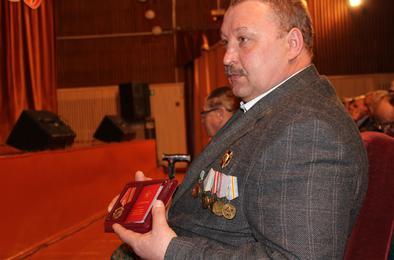 В Коркино вспомнили тех, кто воевал в Афгане