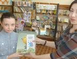 Коркинцы поддержали акцию книгодарения