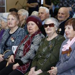 Школьники Коркино подготовили концерт для ветеранов