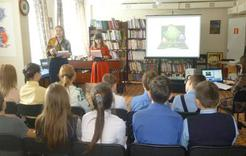 Школьников Коркино учат медиабезопасности