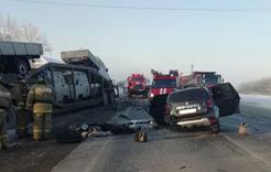 Движение на трассе у Вахрушево временно ограничено