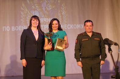 В Коркинском районе названы имена победителей месячника по военно-патриотическому воспитанию