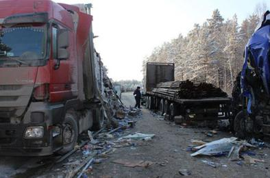 В Челябинской области временно остановлено движение на трассе М-5 «Урал»