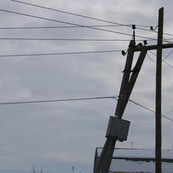 В связи с работами на линии на Розе отключат электричество