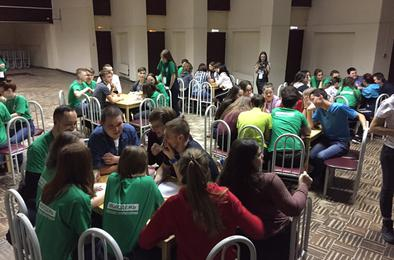 Молодежь научат социальному проектированию