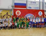 Коркинские школьники завоевали «серебро»  в зональном турнире Урфо по мини-футболу