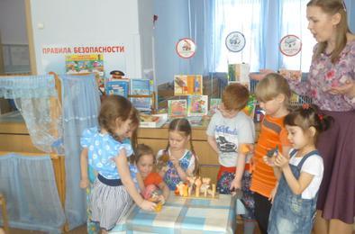 Библиотека Коркино участвует в сказочном марафоне