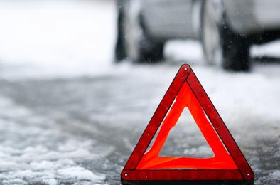 В Коркино автомобиль наехал на пешехода, нарушившего правила