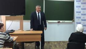 Глава Коркино встретился  с ветеранами
