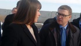 В Коркино с неожиданным визитом нагрянул исполняющий обязанности губернатора