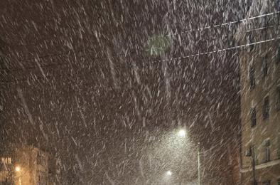 Метеорологи прогнозируют ухудшение погоды