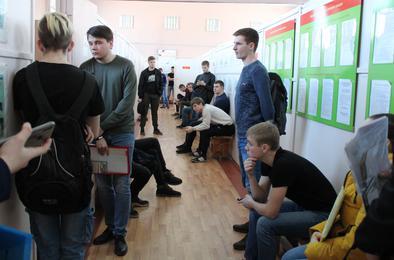 Сегодня в Коркино стартовал весеннний призыв