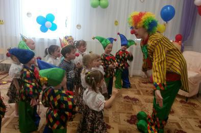В детском саду №32 отпраздновали День смеха